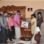 family members pay tributes to Lt Col Vishwanathan