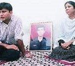 Captain Haneef Uddin's family members