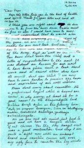 padmapani acharya letter
