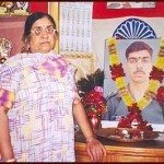 saurabh kalia's mother