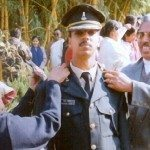 Captain Saurabh Kalia with his parents