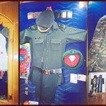 Captain Saurabh Kalia's Belongings