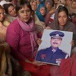 Subedar Singh's funeral