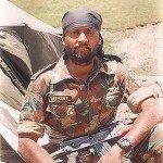 Captain Vijayant Thapar VrC