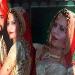 Corporal Singh and his wife Jaspreet