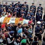 Funeral of Gursewak Singh