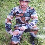 Paratrooper Dharmendra Kumar