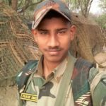 Signalman Kushwah Pradip Singh