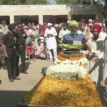 People pay their last respects to Sapper Amandeep Singh