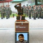 Army's last salute to Sapper Sada Gunakar Rao