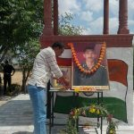 Homage to Capt Chander Choudhary by his father