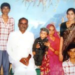 The family of Capt Chander Choudhary