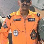 Air Commodore Sanjay Chauhan
