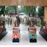 Martyrs in Gurez Sector, Maj Kaustubh Rane and three other soldiers Rifleman Mandeep Singh Rawat, Rifleman Hameer Singh and Gunner Vikram Jeet Singh