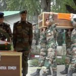 The last journey of Sepoy Pushpendra Singh