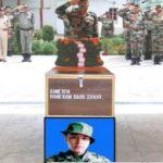 Army pays tribute to Rfn Ram Babu Shahi