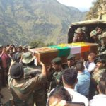Final journey of Rifleman Shive Kumar