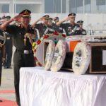 Army pays tributes to Lance Naik Antony Sebastian