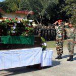 Army's last salute to Lance Naik Yogesh Muralidhar Bhadane