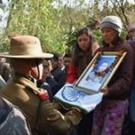 Tributes being paid to Rfn Jiwan Gurung