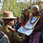 Tributes being paid to Rfn Jiwan Gurung