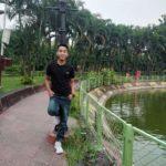 Rfn Jiwan Gurung in happier days