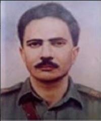 Lt Col Narindra Nath Khanna MVC
