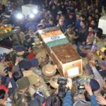 Maj VS Dhoundiyal's last journey in his home town