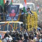 Corporal Deepak Pandey's last journey