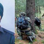 Rifleman Karamjit Singh