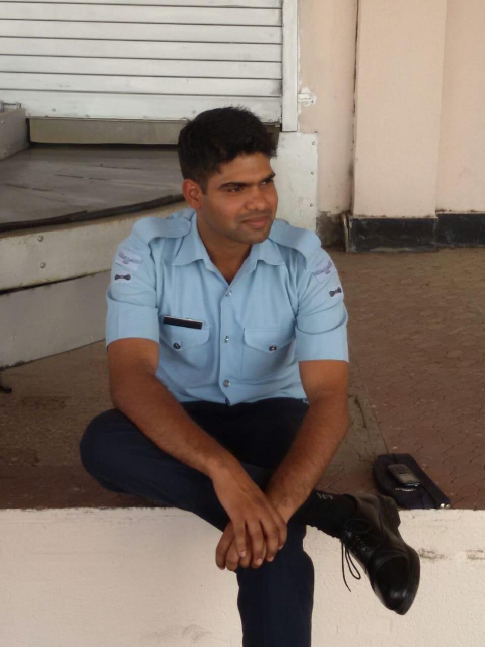 Cpl Pankaj Kumar