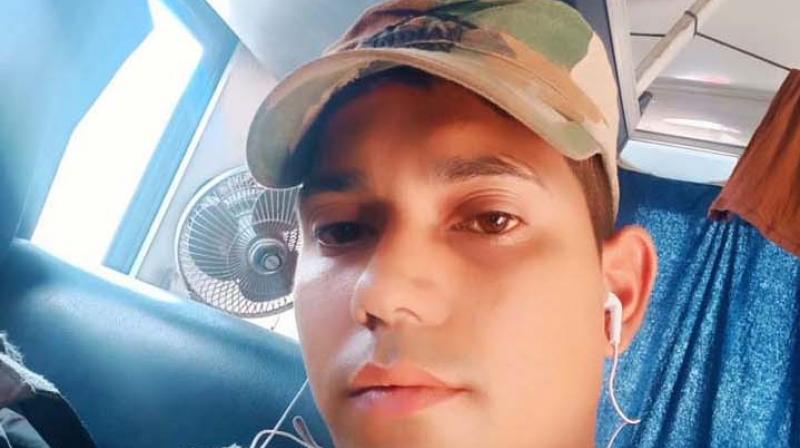 Naik Ajit Kumar Sahoo