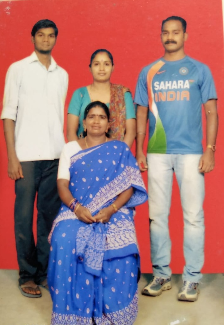 Sepoy Muniappan 's family members
