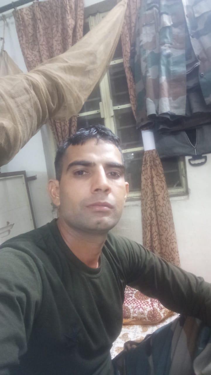 Naik Sandeep Kaliraman