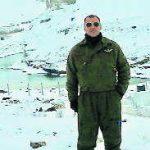 Lt Col Rajneesh Parmar