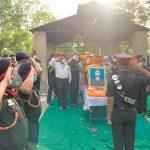 Tributes paid to Sep Gurbinder Singh