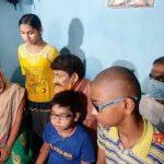 Hav Sunil Kumar's family