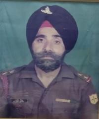 Sub Balbir Singh SM