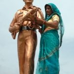 Naik Ram Swaroop Singh's memorial