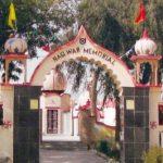 Nagi War Memorial in Rajasthan
