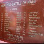 Nagi war memorial
