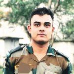 Sepoy Rohin Kumar