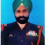 Nb Sub Rajwinder Singh