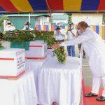 Tributes being paid to Rfn Ratan Salam