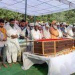 Tributes being paid to Lance Naik Saleem Khan