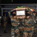 Last journey of Nk Sachin Vikram More