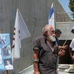 The 2011 ceremony in Jerusalem honouring Ft Lt Lloyd Sasoon