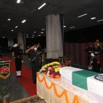 Tributes being paid to CPO BK Yadav
