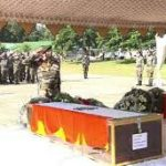 Army personnel pay tribute to Maj Anuj Rajput