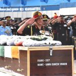 Army's last salute to Sep Gawai Sumedh Waman and Sep Ilayraja P